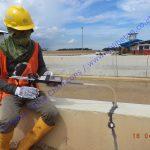 memperbaiki beton retak dengan metode injeksi