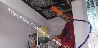 jasa perbaikan bocor atap