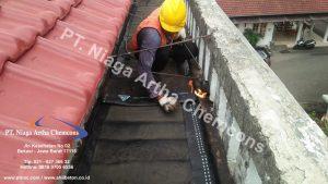 Memperbaiki Beton Bocor dengan Waterproofing